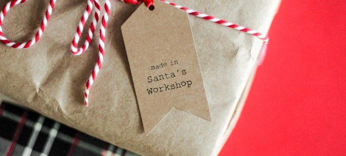 Idées cadeau pour un Noël zéro déchet