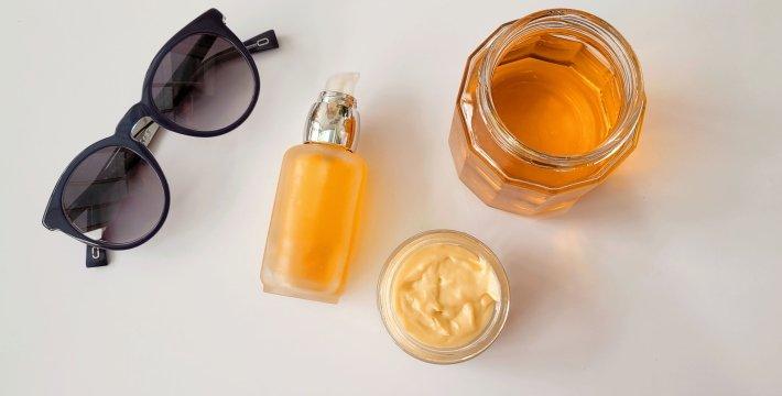 huile de carotte : effet bonne mine