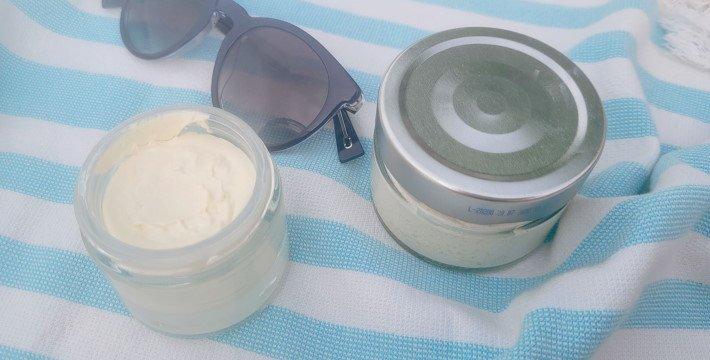 crème solaire naturelle