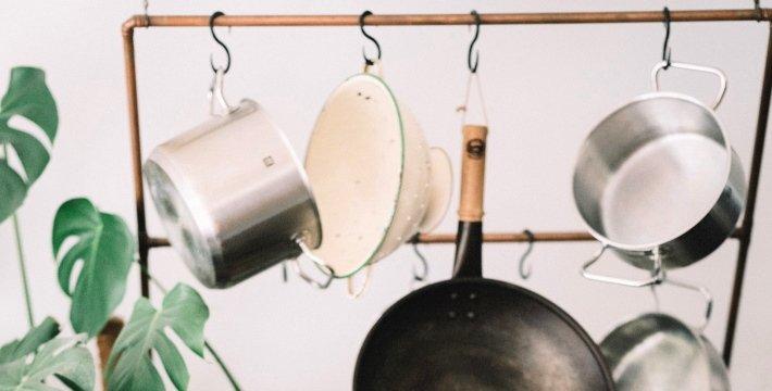 éliminer les ustensiles de cuisine toxiques